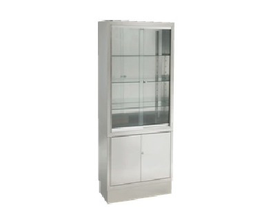 H-85 Cabinet with cupboard