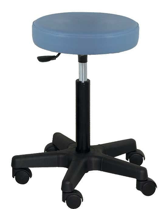 H-156 Stool with Upholstered Seat