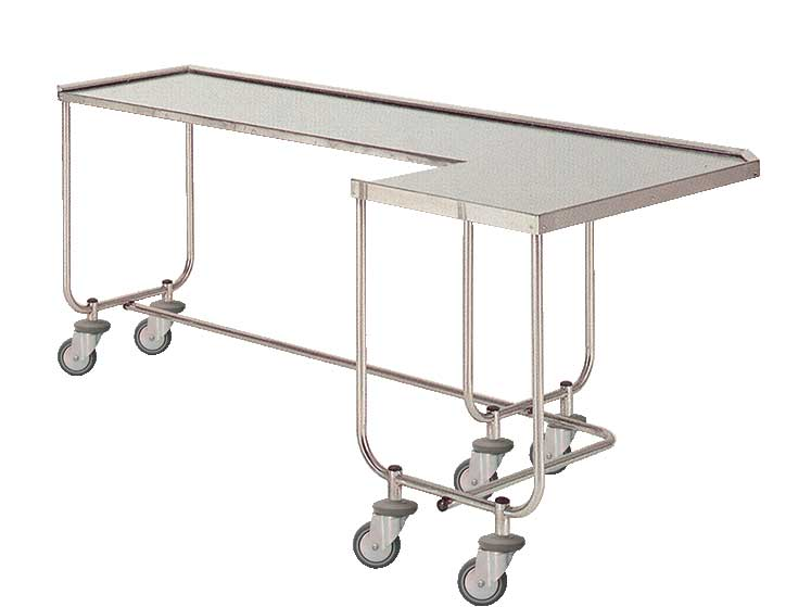 """H-223 nstrumental Table in """"L"""" Shape"""