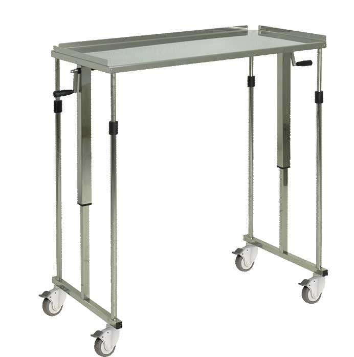 H-227 Instrumental Table Adjustable in Height